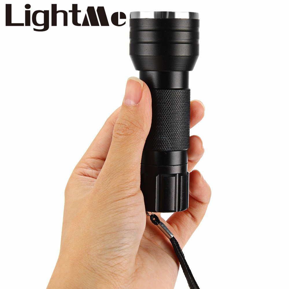 2016 New Arrival 21 LED Flashlight UV Glue Curing Invisible Ink Marker  Ultraviolet Lamps Portable Uv Machine Light 395 - 410nm 100w 120w uv led module uv gel curing lamps watercooling for ultraviolet disinfection equipment printing screen printing machine