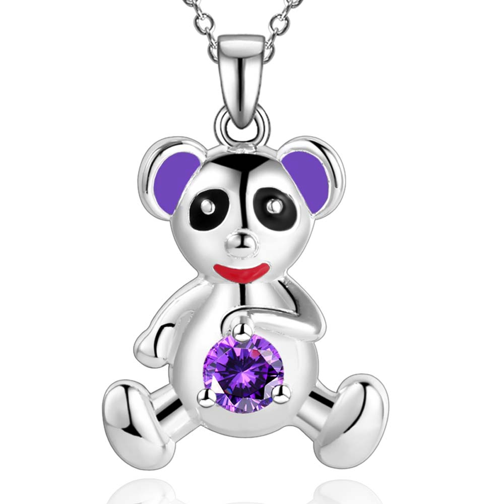 AN1677 Free shipping silver plated necklaces fine jewelry,Wholesale charms Factory price fashion Pendants  /agsaixza