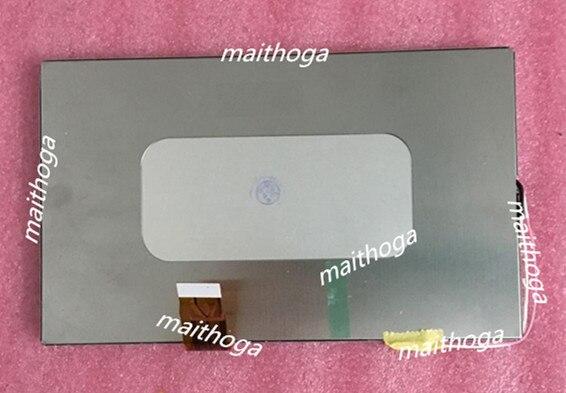 PVI 7.0 calowy ekran TFT LCD PW070XUA (LF) 480(RGB)* 234 brak oryginału