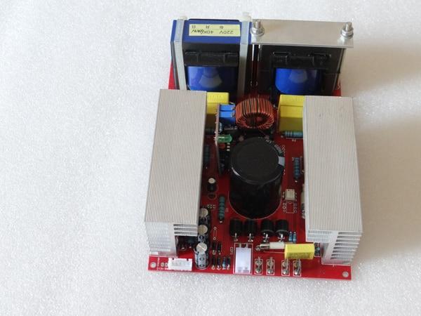 200W Ultrasonic PCB generator circuit 20khz/25khz/28KHZ/30khz/33khz/40KHZ