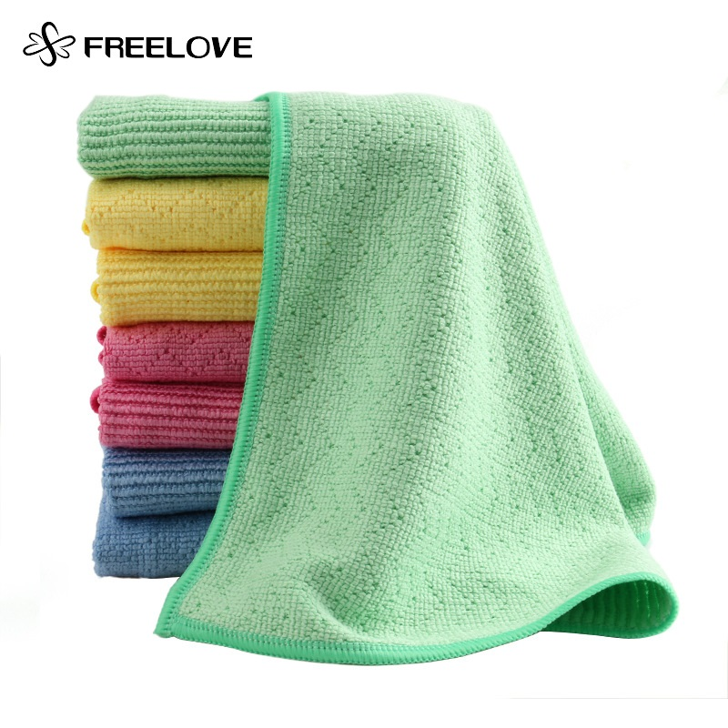 Microfiber Cleaning Cloth Pattern