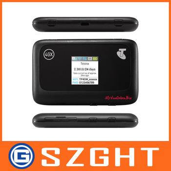 Odblokowany ZTE MF910 CAT4 150 mb s 4G LTE FDD 900 1800 2100 2600MHz Router komórkowy wiFi Hotspot PK Huawei E5372 + 2 sztuk antena tanie i dobre opinie 802 11n 802 11g 802 11b