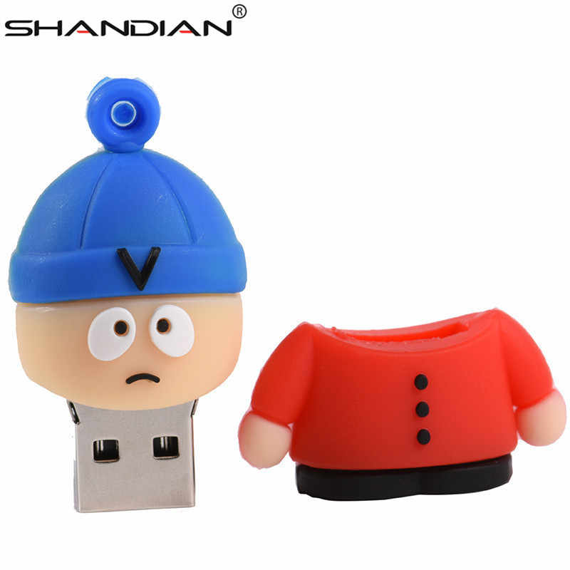 SHANDIAN 実容量カオスドラゴンボールペンドライブ漫画ドラゴンボールのギフト 4 ギガバイト 16 ギガバイト 32 ギガバイト 64 ギガバイト息子悟空 USB フラッシュドライブペンドライブ