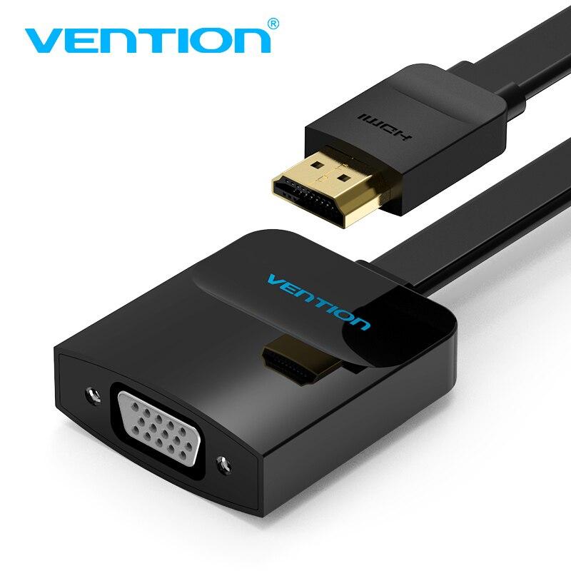 Intervento HDMI a vga Video Digitale ad Analogico Audio Converter cavo 1080 p per Xbox 360 PS3 PS4 PC Laptop TV Box proiettore