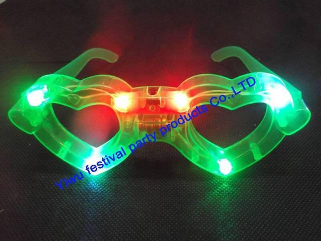 Led Licht Schoenen : Led schönen gläser partei blinkende sonnenbrille förderung licht