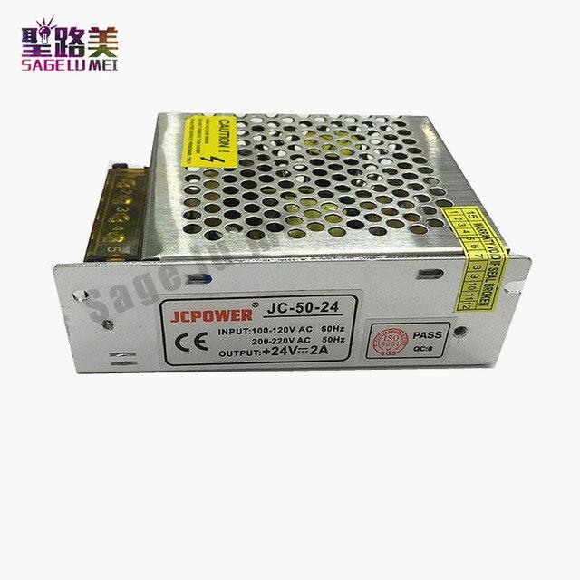 best price AC110V 220V TO DC 24V 2A 48W Switching Power Supply ...