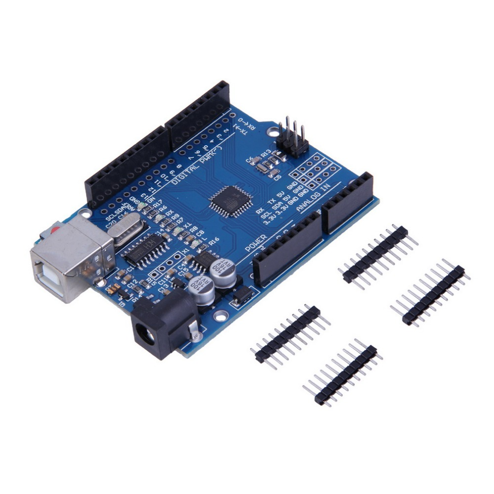 No Cable Vehicle Accessories Base Plate For Arduino Uno R3 Promotion