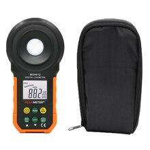 SM6612 цифровой люксовый измеритель 200000 люкс светильник тестер спектров Авто Диапазон Высокоточный Цифровой Люксметр, фотометр