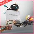 Acessório Do Automóvel GPS Interface De Vídeo Multimídia Para 2013 FORD Edge Fusão Explorer