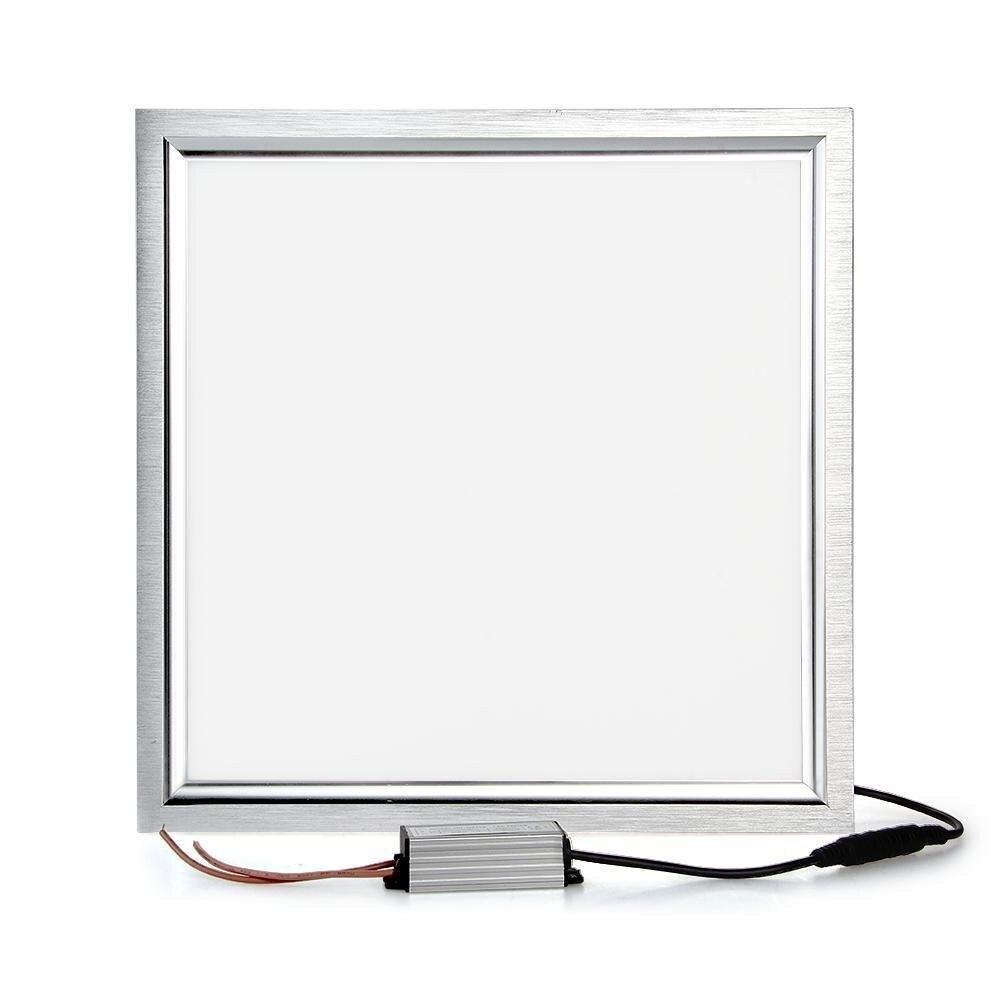 SXZM 8 W 12 W 18 W lampada LED לוח אור 300x300 כיכר גבוהה בהיר מנורת תקרה מקורה לבן/לבן חם waterproof led נהג