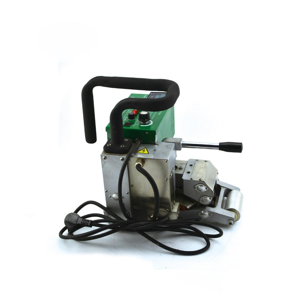 1800W Geo-membránový překrývací klínový svářeč Klínový - Svářecí technika - Fotografie 5