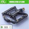 Corpo de alumínio SYUN-LP super leve fina MTB BMX DH down hill plataforma pedal da bicicleta pedais MTB peças de bicicletas xpedo bicicleta