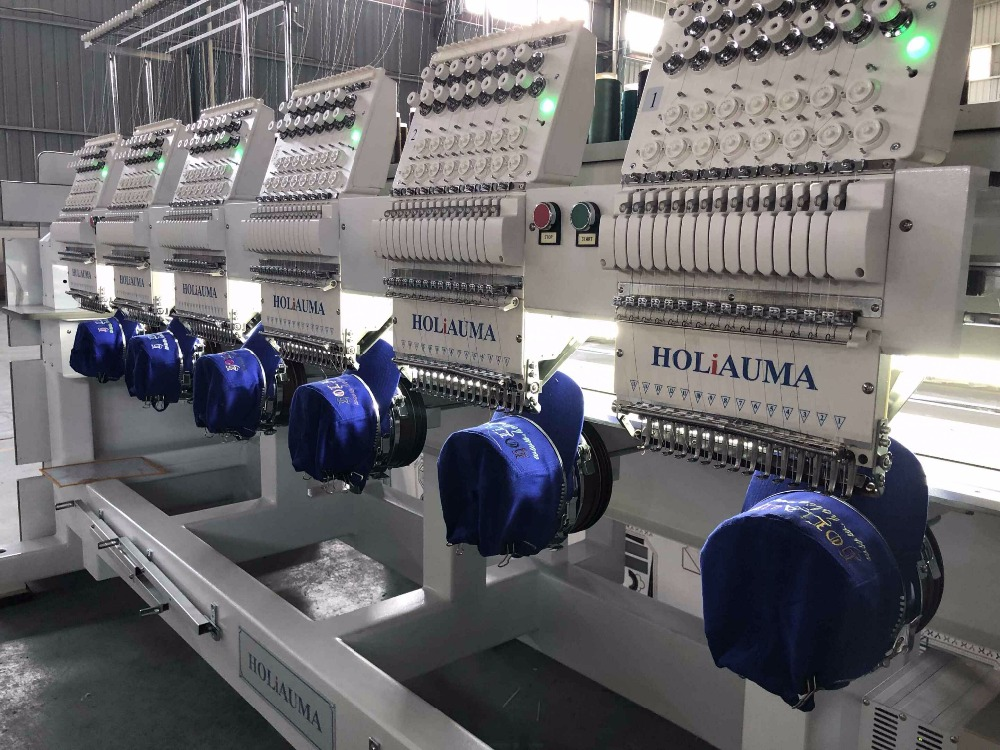 US $10800 0 |Free shipping 6 head computer craigslist embroidery machine in  hot sell -in Embroidery Machines from Home & Garden on Aliexpress com |