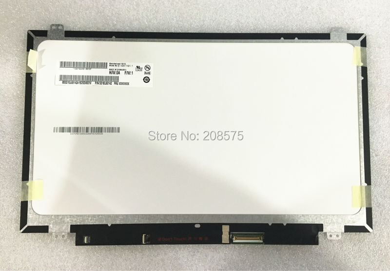 Free shipping NEW 14 touch lcd screen B140XTK01.1 B140XTK01.0 B140XTK01 WXGA HD Replacement Touchscreen 1366*768 EDP 40pins free shipping n116bge e32 n116bge ea2 n116bge e42 n116bge eb2 lcd b116xtn01 0 screen edp lcd monitor