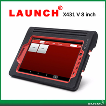 '8' Inch Tablet PC new launch X431 V global version professional diagnostic scanner launch x431 5 with multi-language