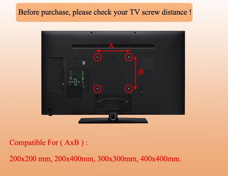 TV Wall mount pic 1
