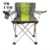 Authentic CMARTE grande de alumínio dobrável diretor cadeira de pesca de praia encosto poltrona recreação ao ar livre
