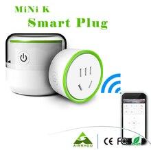 2016 Hot smart wifi plug socket eu kankun k mini k pro to remote control switch wireless by using phone app for free shipping