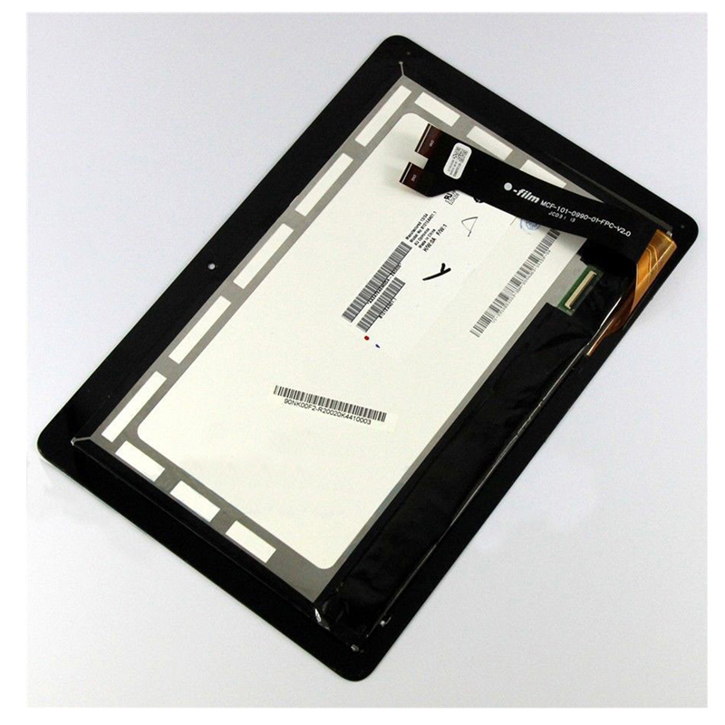 for 10.1 Asus MeMO Pad 10 ME102 ME102A LCD Display Screen Panel + Touch Screen Digitizer Glass Assembly Repair Part Replacement new 10 1 inch tablet case for asus memo pad 10 me102 me102a v2 0 v3 0 lcd display touch screen panel mcf 101 0990 01 fpc v3 0