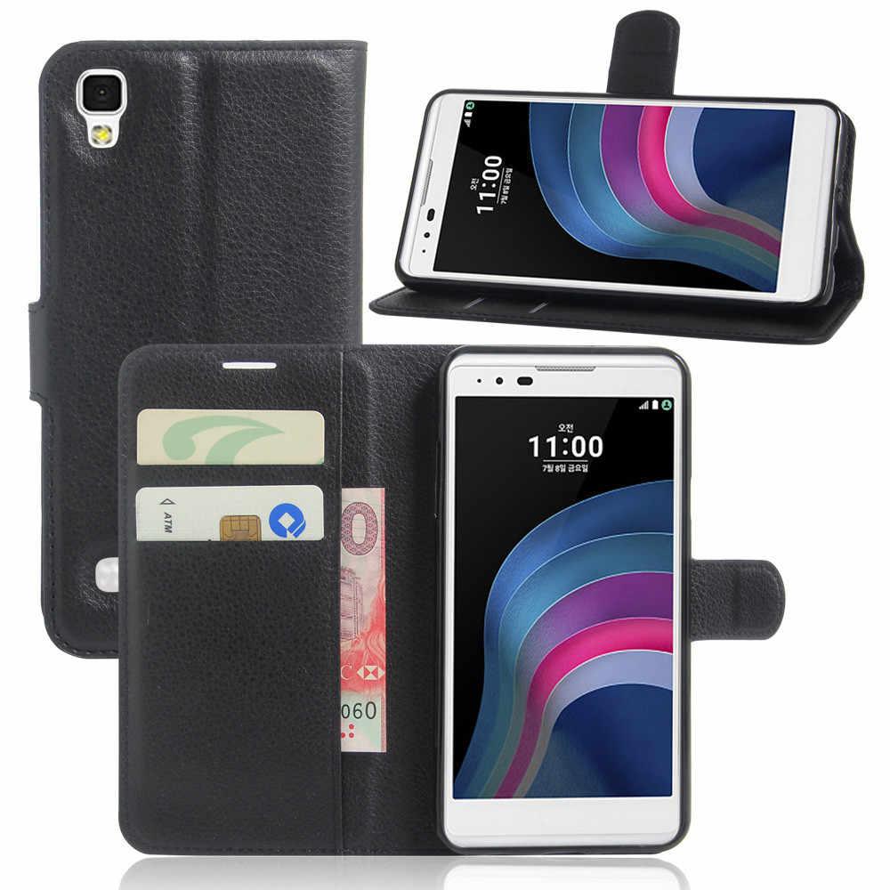 Чехол GFC для LG X power K220DS K220 флип чехол телефона кожаный K210 K 210 220DS 220 ds чехол case for lg flip