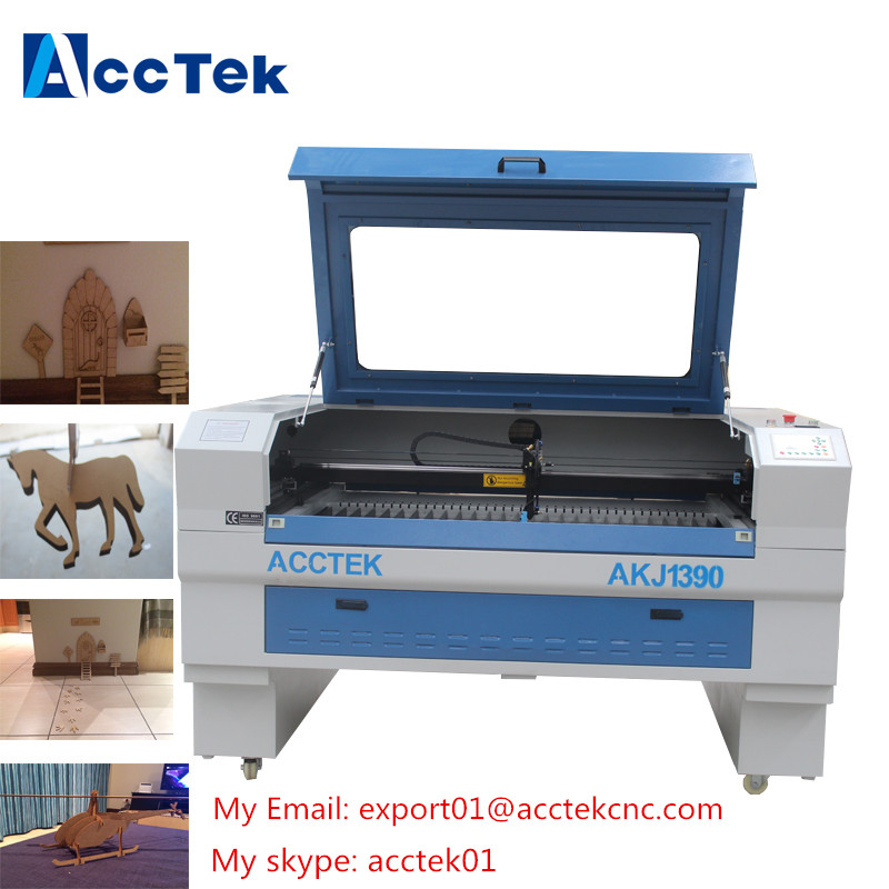Desktop co2 лазерная машина для продажи лазерной резки фанеры с 150 w лазерной трубки