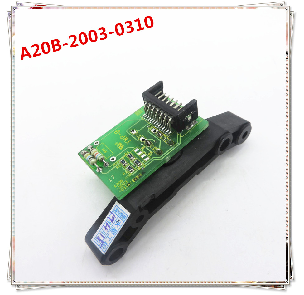 For FANUC A20B 2003 0310 PLG board used spindle encoder sensor