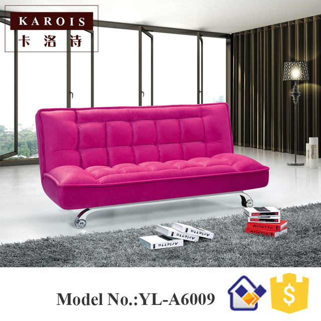 Fashion leisure fabric sofa bed,sofa bed small,sofa bed moderno-in ...