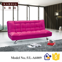 Fashion Leisure Fabric Sofa Bed Sofa Bed Small Sofa Bed Moderno
