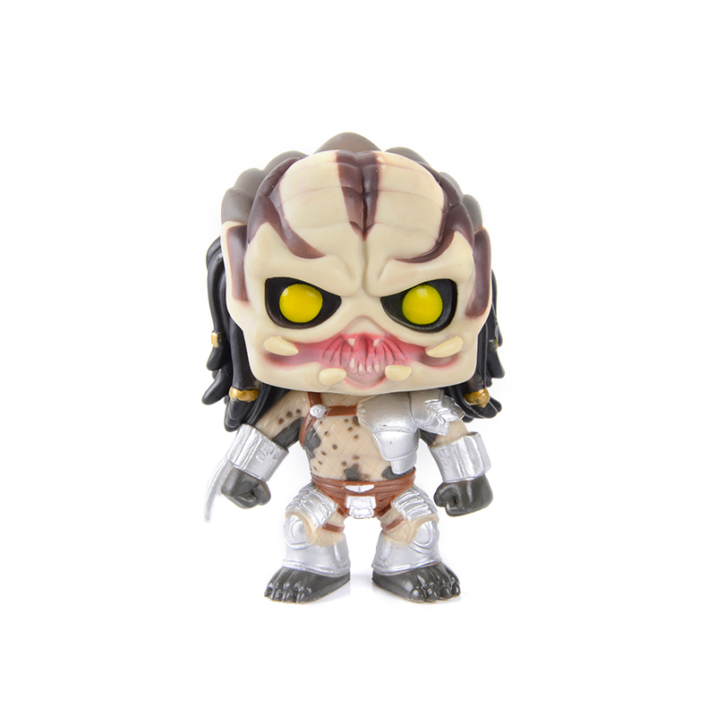Predator Vinyl Figure 10cm  Collection Movies Character PVC Doll Good as Gift NO BOX