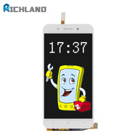 100 Tested LCD For Oppo R7 LCD Screen R7 Moblie Phone FHD LCD Display With Touch