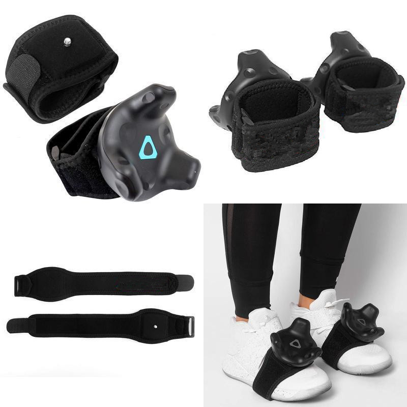 Virtual Reality VR Tracker Wrist Motion Capture Hand Strap Wrist Strap Waistband Precision Full Body Tracking For HTC Vive PRO