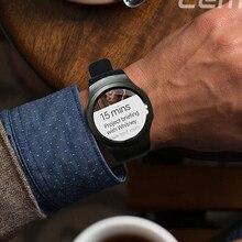 Original NO. 1 K8 Smart Uhr K9 KW18 Smart Uhr Bluetooth Vollbild sim-karte smartwatch Für Android digitaluhr sport uhr