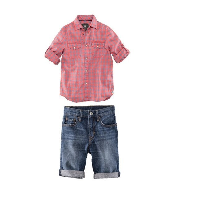 Outfit your kids in cute, play proof and durable Kohl's kids' clothes. With quality construction, you can bet these clothes will last longer than your kids will wear them. With fun patterns, colors and styles, your kids will enjoy wearing Kohl's apparel as long as possible.