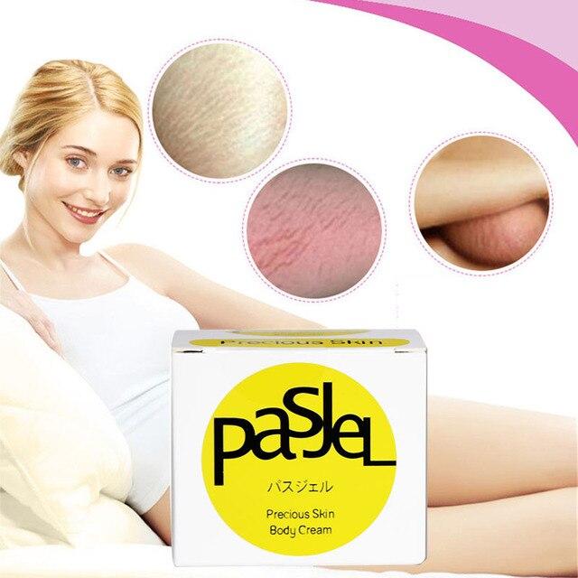 Crème Pasjel pour l'élimination des vergetures et des cicatrices puissante pour les vergetures