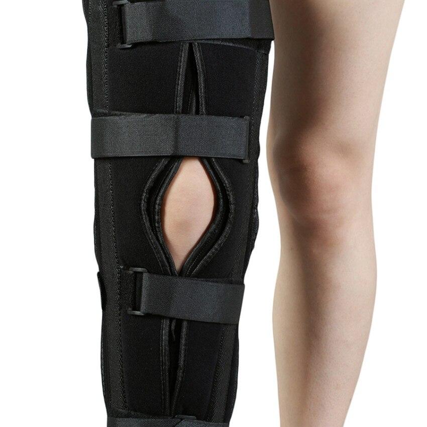 Hkjd Здоровье и гигиена 3 панели колена коленной иммобилайзер для ACL и pcl деформации наколенника поддерживает релиз боль от болезни