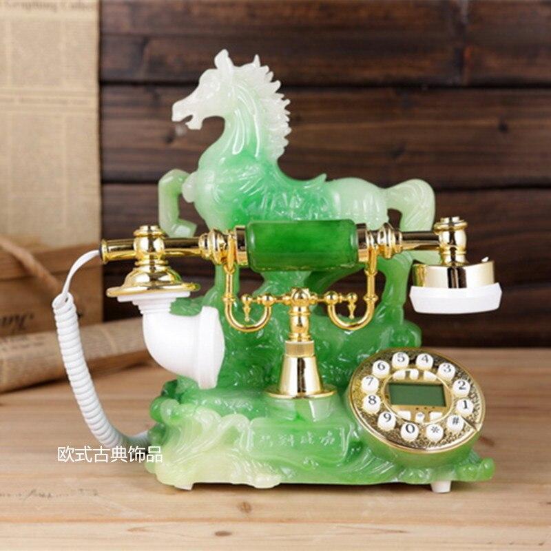 Старинный телефон, набор модные Европейский телефон сад классической телефон ретро телеф ...