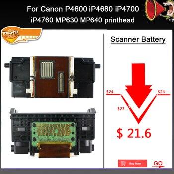 QY6-0072 QY6-0072-000 printer head For Canon iP4600 iP4680 iP4700 iP4760 MP630 MP640 printer single black printhead new refurbished printhead for star micronics sp500 sp512 dot matrix printer sta 30722120 sp512 printhead sp500 printer head