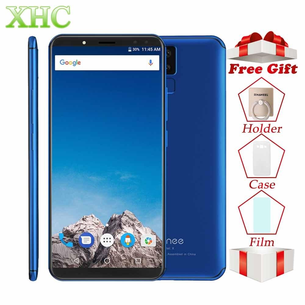 VERNEE X 6 gb di RAM 128 gb di ROM Smartphone 6.0 ''18:9 FHD 2160x1080 Pixel 6200 mah Viso ID MTK6763 Octa Core Dual SIM Telefoni cellulari e Smartphone