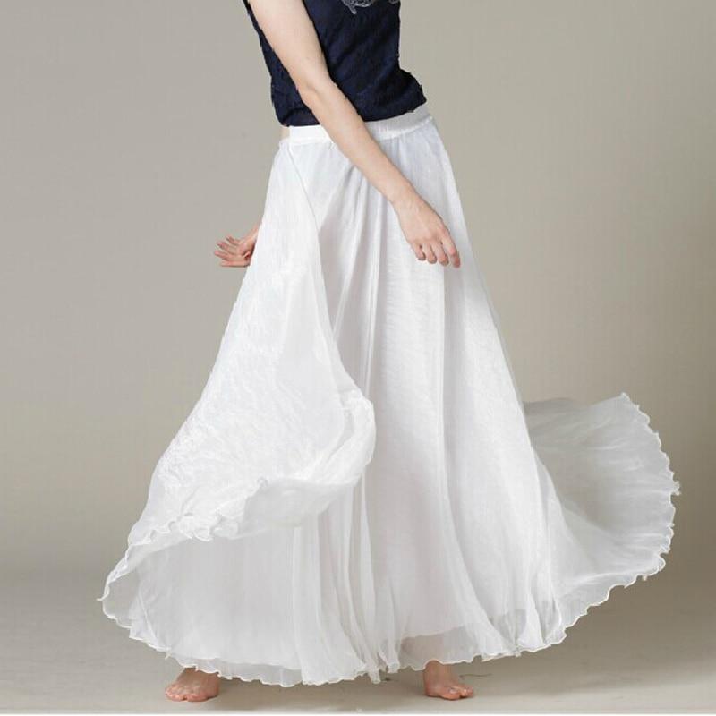 popular maxi skirt silk buy cheap maxi skirt silk lots