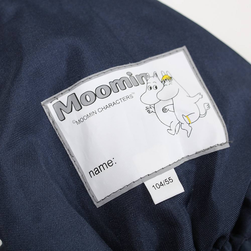 Moomin 2019 winter children set warm waterproof snow jumpsuit boys fleece polyester girls winter set outwear blue 15 degree in Clothing Sets from Mother Kids