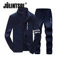 Jolintsai Sudaderas Hombre Tracksuit Men 2017 Sweat Homme Plus Size XXXXL Hoodies&Sweatshirts Sporting Suit Men Sweatshirt Men