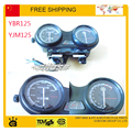Eruo II standard 125cc Motorcycle Odometer Speedometer speedo meter  YBR JYM 125 free shipping