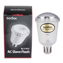 Godox A45s Photo studio electronic flashing lights Photo Studio Strobe Light AC Slave Flash Bulb For E27 220V