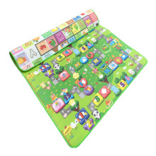 Infant Shining Baby Toy Crawling Puzzle Thin Play Mats 150X180X0.5CM Two Sided Infant Climb Pad Thick Play Juguetes Bebe Carpet