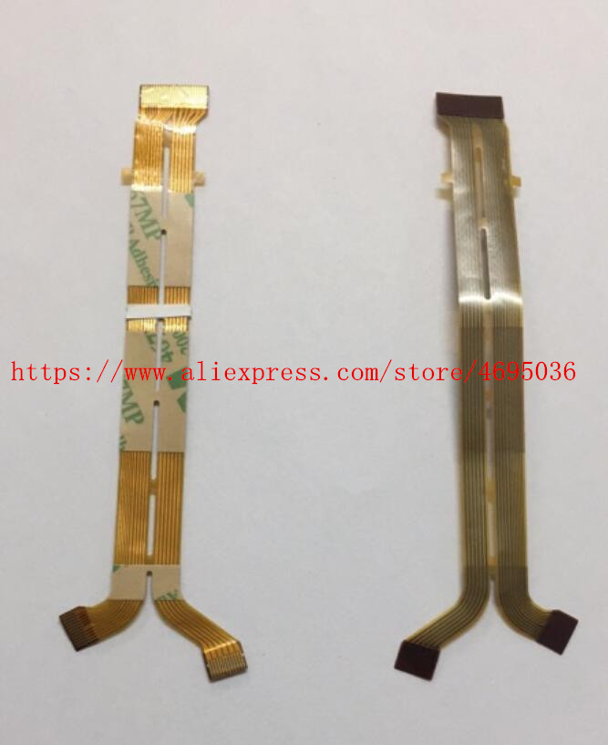 2PCS/ New Lens Anti-Shake Flex Cable For Nikon 18-200 Mm 18-200MM Repair Part