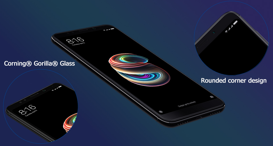 Xiaomi Redmi 5 Plus X2