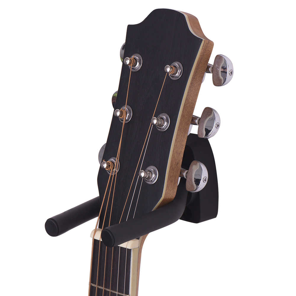 Electric Guitar Stand Wall Mount Hanger Hook Guitarra Holder for Acoustic Guitar Ukulele Violin Bass Guitar Accessories