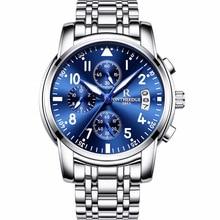 ontheedge brand mens wristwatches quartz