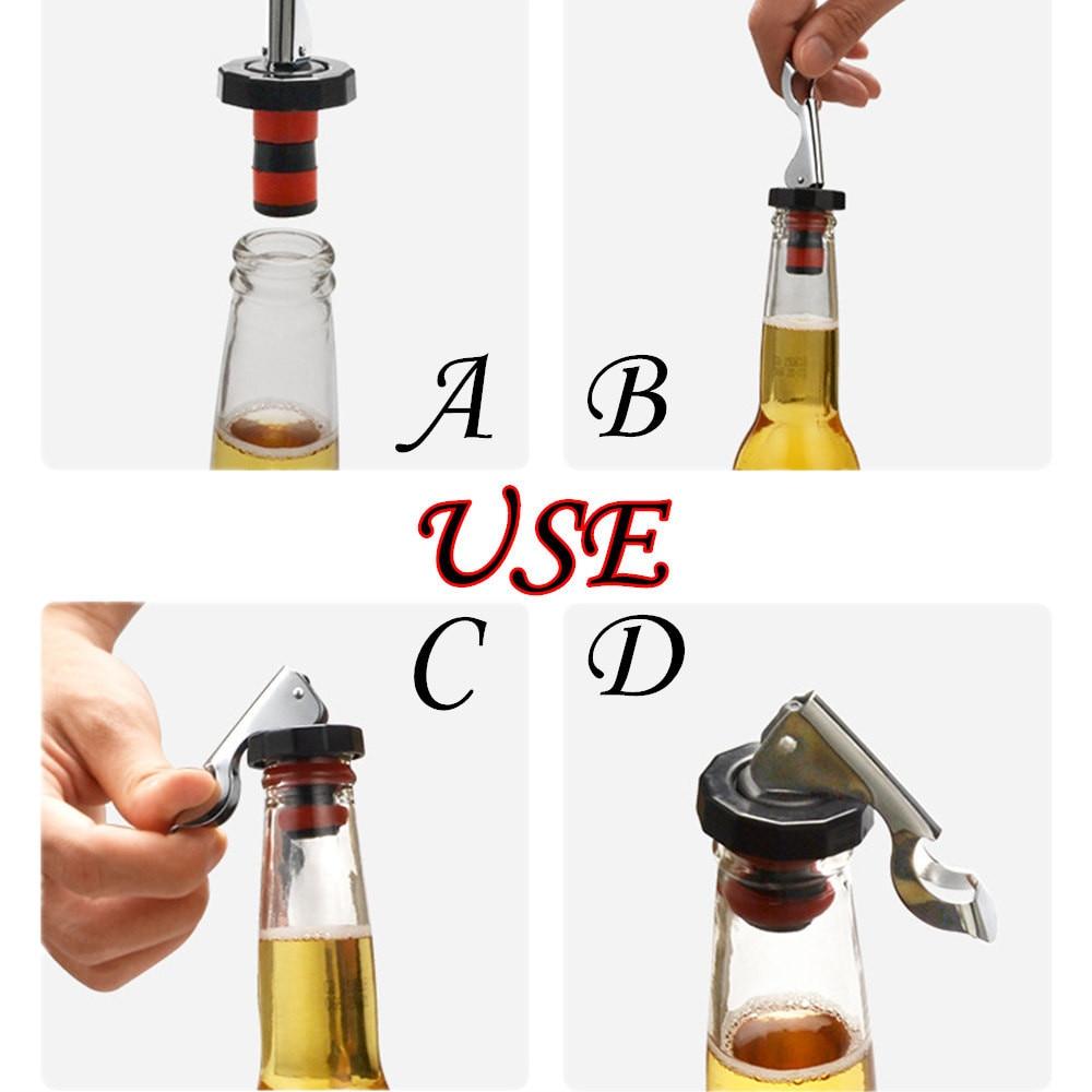 Reusable Wine Bottle Stopper And Beverage Bottle Stoppers ...