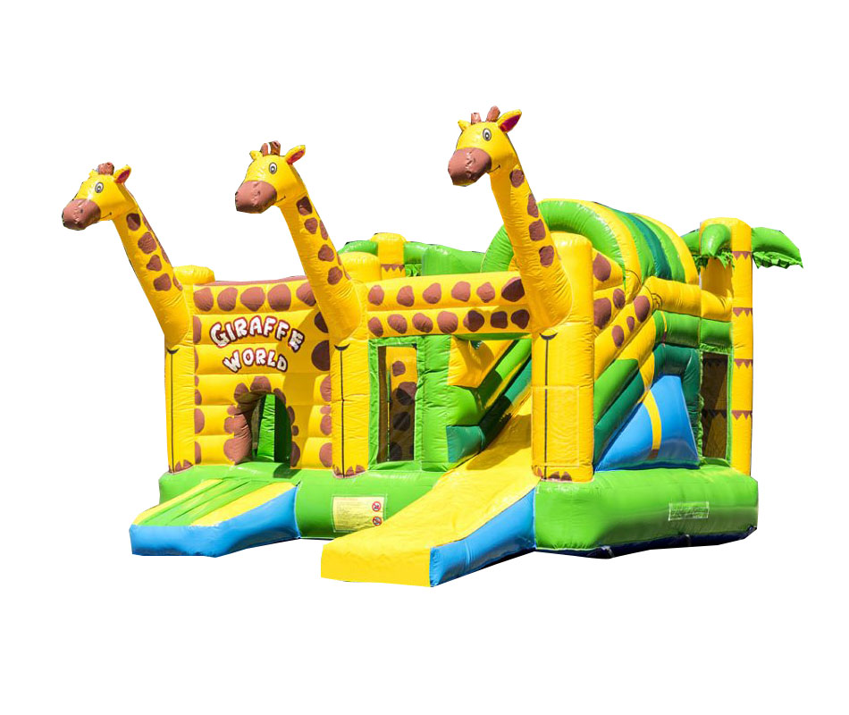 PVC commercial inflatable bouncer hounce castle outdoor playground ...